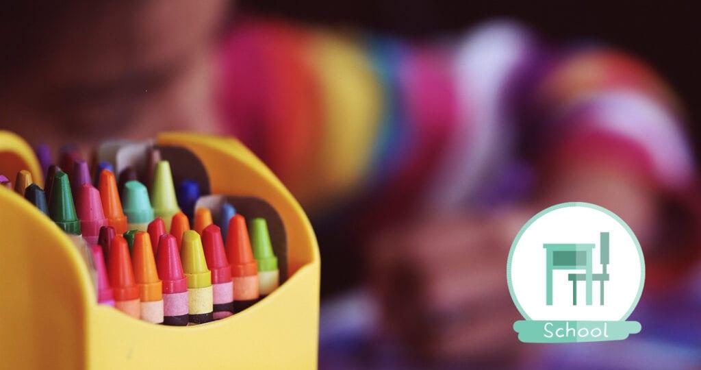 10 gouden tips voor een fijne start van de (aller) eerste schooldag