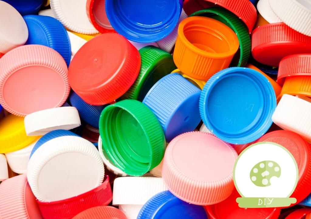DIY Maak speelgoed van lege plastic flessen