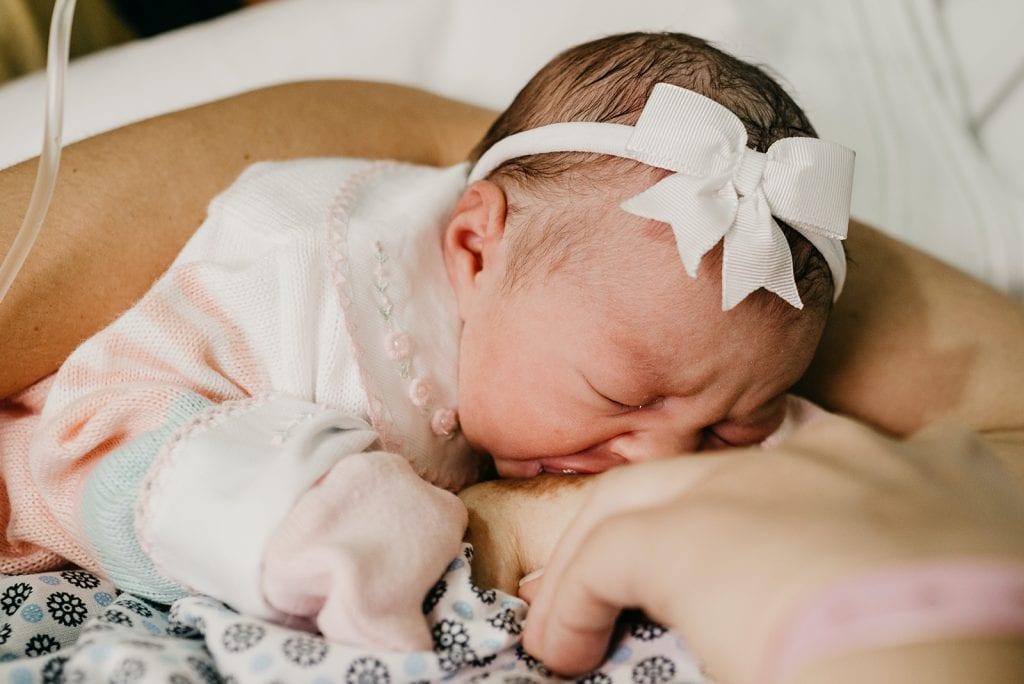 Wat als borstvoeding geven niet zo vanzelfsprekend is…