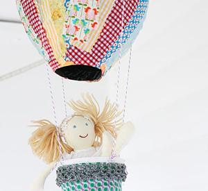 Kinderkamer decoratie knutselen met de kinderen love2bemama for Decoratie knutselen