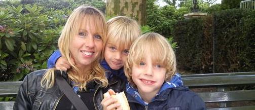 Moeder Ruben en Julian bedankt Nederland
