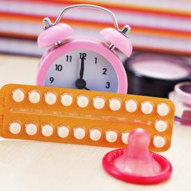 Nieuw voorbehoedsmiddel: de anticonceptiesluis
