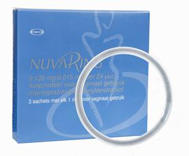 Nuvaring als anticonceptie
