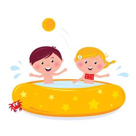 5 zomerse activiteiten met water voor kinderen