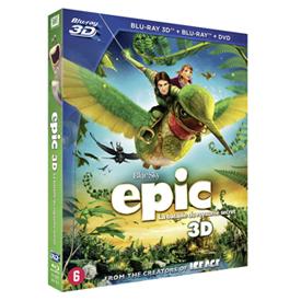 EPIC: de meest avontuurlijke animatiefilm voor het hele gezin