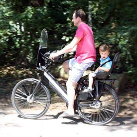De OneBike: één fiets voor vader én moeder