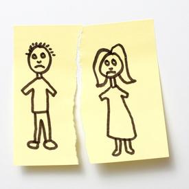 Vechtscheiden doet kinderen lijden