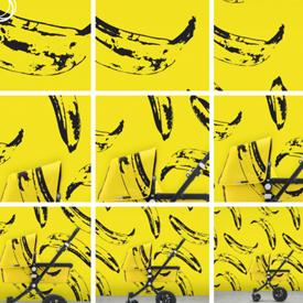 Bugaboo en bananen