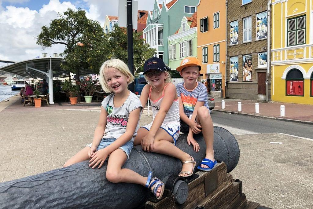 Vakantie Curacao met kinderen