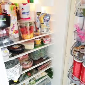 Wat staat er in mijn koelkast?