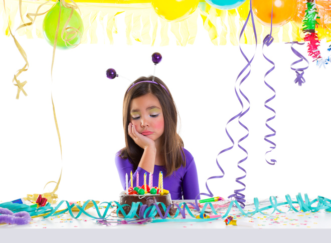 Dilemma: verjaardagscadeau of geld?
