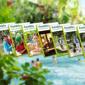 Pack&Go Kids vakantie bij Center Parcs