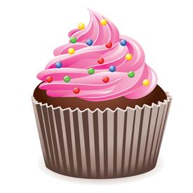 Suikervrije kaneel cakejes