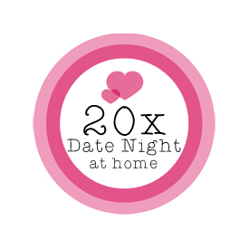 20x Date Night at home