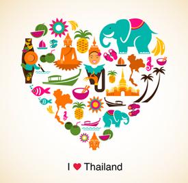 Met je kids naar Thailand