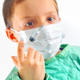 Kinderen vaccineren; veilig of vergif?