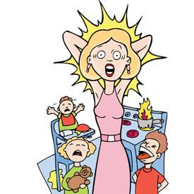 Stop met schreeuwen tegen je kinderen!