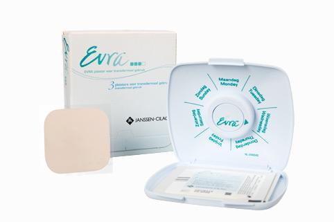 anticonceptiepleister Evra