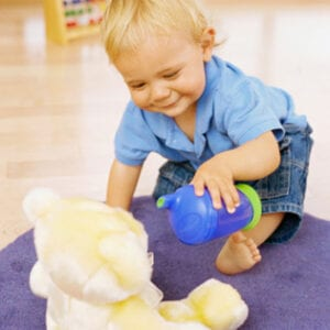 Geestelijke ontwikkeling van je kind