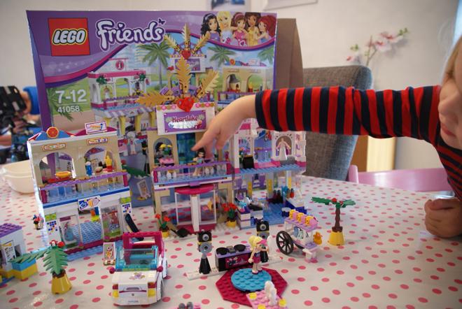 LEGO Friends Winkelcentrum