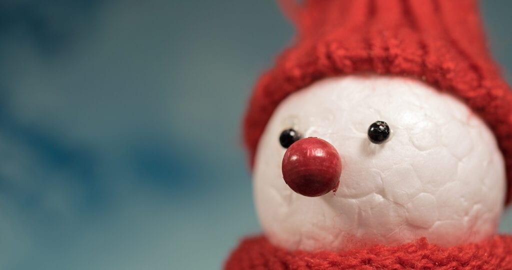 DIY: Sneeuwklei maken met een tropisch tintje