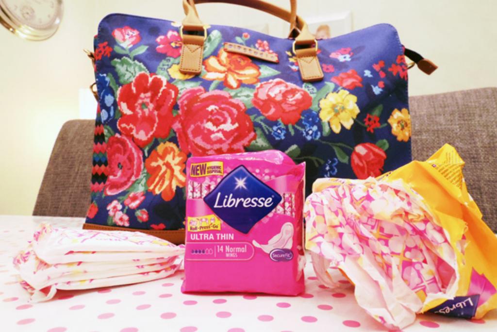 eerste menstruatie vieren