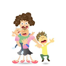 10 ergernissen van een moeder