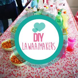 DIY: Lawaaimakers voor een feestje