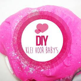 DIY: Babyproof klei