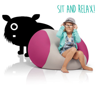 Sit and relax