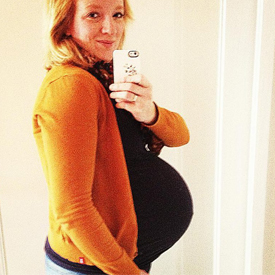 10x HOERA, ik ben zwanger!
