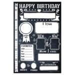 Birthday poster 2