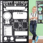 Birthday poster – tyler