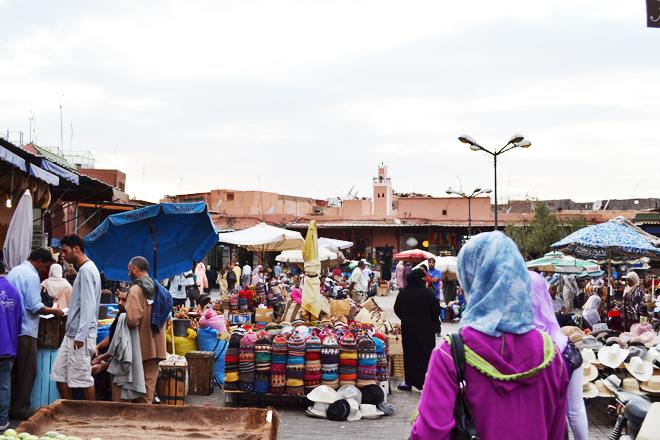 Met kinderen naar Marokko