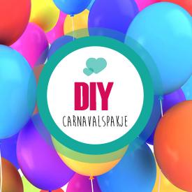 DIY last minute carnavalspakje bosmeisje