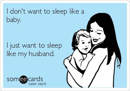 10x waarom je jaloers mag zijn op een baby!
