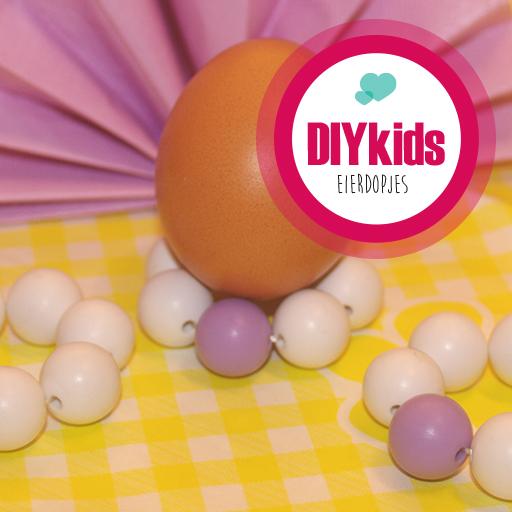 DIY Eierdopjes voor Pasen