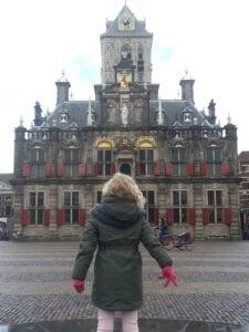 Delft ontdekken - Moeder dochter tijd