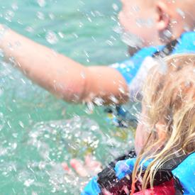 Fotoblog: Zwemmen met dolfijnen