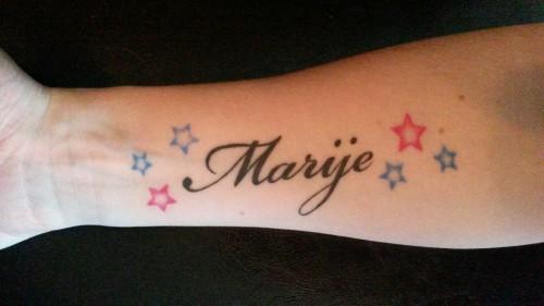 Moeders met een tatoeage