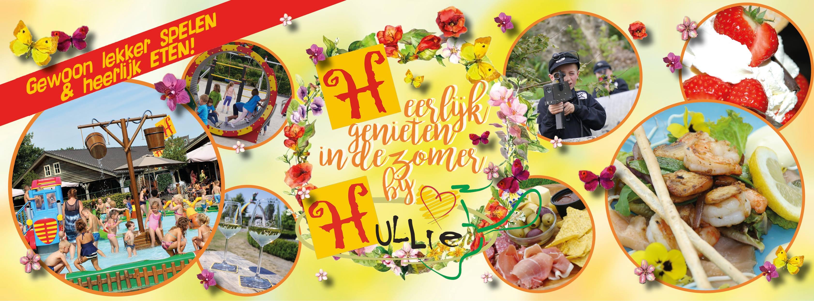 De leukste speelplekken van Nederland: Hullie waterspeeltuin in Uden