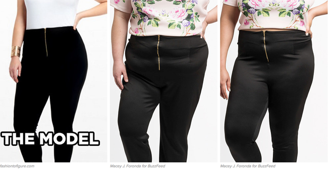 Plus-size kleding