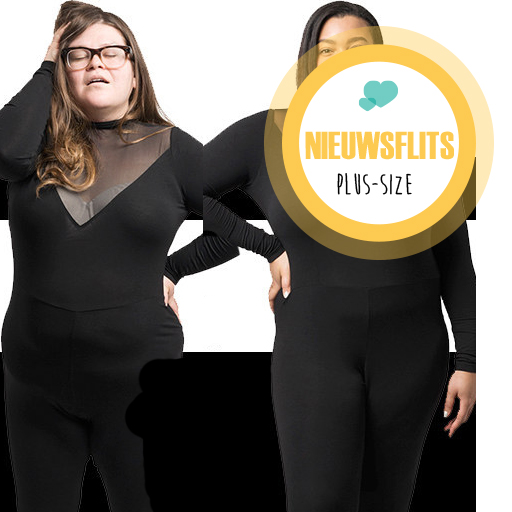 De waarheid over plus-size modellen en kleding