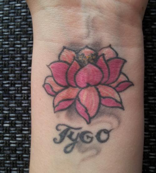 Spirituele tatoeage