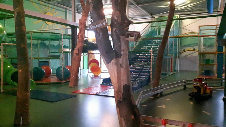 Binnenspeeltuin Joure, leukste speeltuinen van Nederland