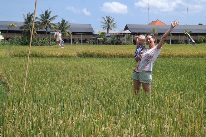 Ver weg met je kids: Bali