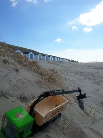 Kampervakantie Texel