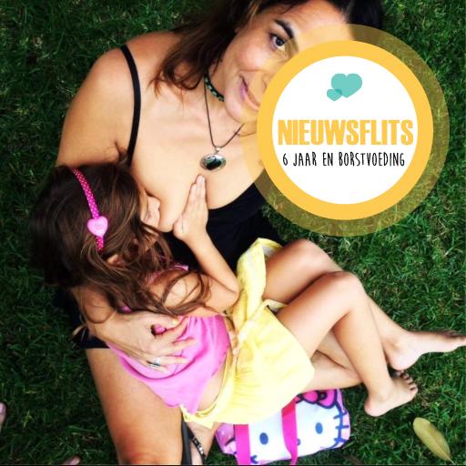 Moeder (52) geeft haar 6-jarige nog steeds borstvoeding