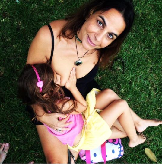 6-jarige krijgt nog borstvoeding