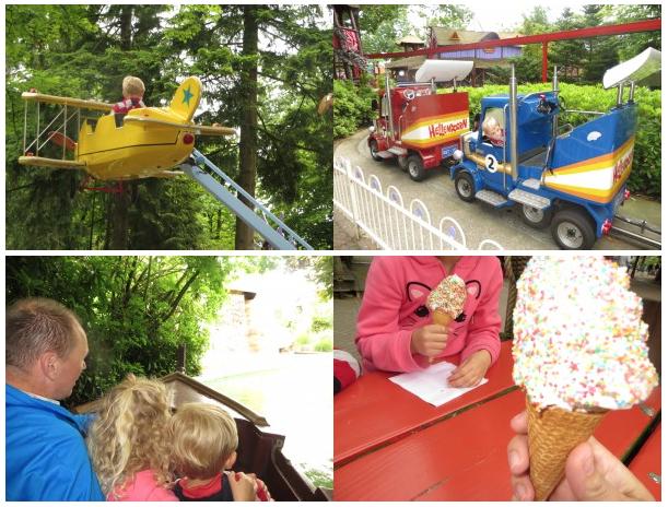 Avonturenpark Hellendoorn voor kleintjes